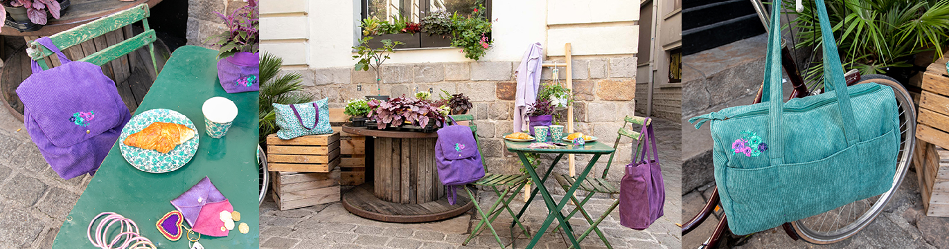 Collection Purple Gipsy