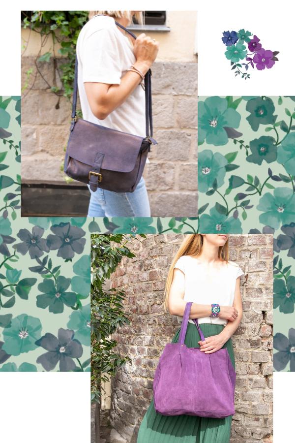 Purple Gipsy - Sacs, maroquinerie