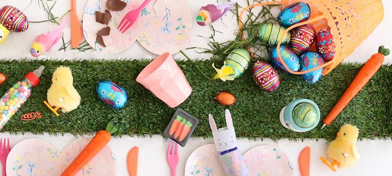 Pâques s'invite à table