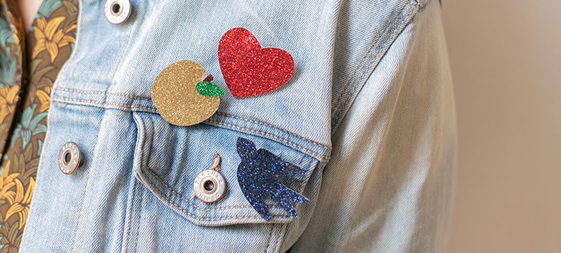 Broches, pin's