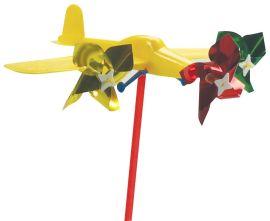 Moulin à vent avion