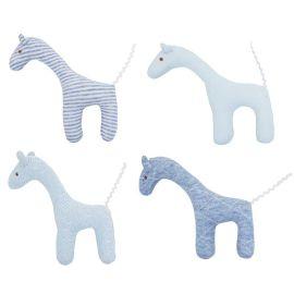 TROUSSELIER - Hochet cheval bleu