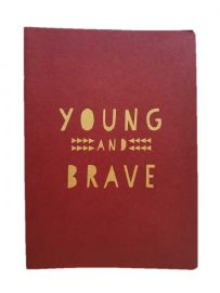 PONDIE CHERIE - Carnet de note young and brave
