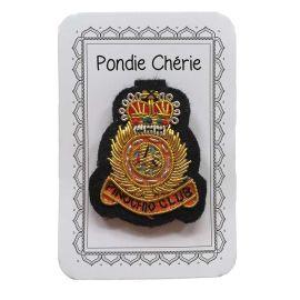 PONDIE CHERIE - Broche pinochio club
