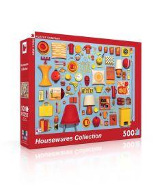 Puzzle Vintage Housewares Collection