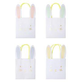 MERI MERI - 8 Sacs à surprises lapin pastel