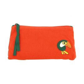 EASY PEASY - Trousse toucan orange