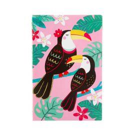 SASS & BELLE - Carnet toucan
