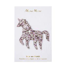 MERI MERI - Patch licorne glitter