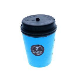 Squishy tasse de café bleue