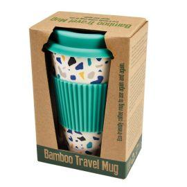 REX LONDON - Mug de Voyage Bambou