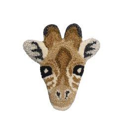 DOING GOODS - Tapis tête de girafe