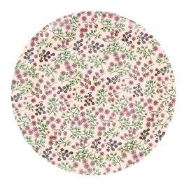 RICE X LE PETIT SOUK - Assiette fleurs champêtre