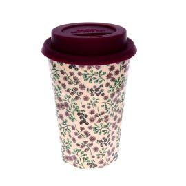 RICE X LE PETIT SOUK - Long mug fleurs champêtre