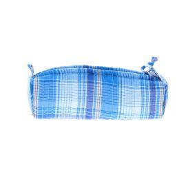 Trousse bandes bleues Bonheur du jour x Le petit souk