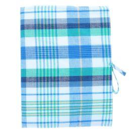Protège carnet de santé bandes bleues Bonheur du jour x Le petit souk