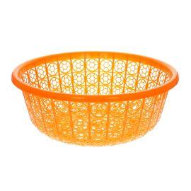 Corbeille medium orange Pondie Chérie