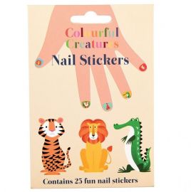 Stickers pour ongles créatures