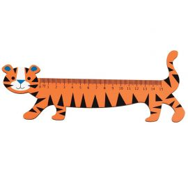 Règle 15 cm tigre