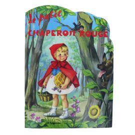 Livre jeunesse vintage Le petit chaperon rouge