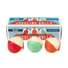 Lot De 3 Mini Balles De Jonglage