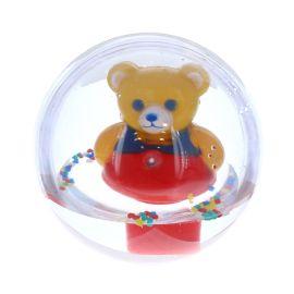 Jouet bulle de bain ours