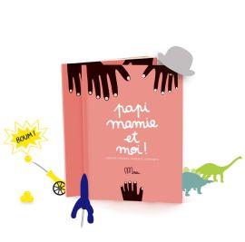 Cahier Papi, mamie et moi