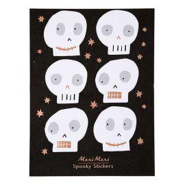 MERI MERI - Stickers crânes