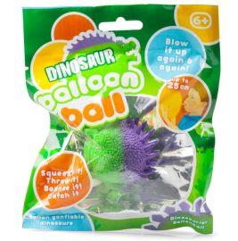 Balle slime dinosaure