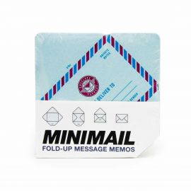 bloc notes mini courrier