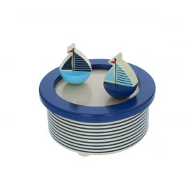 Boite musicale bateaux