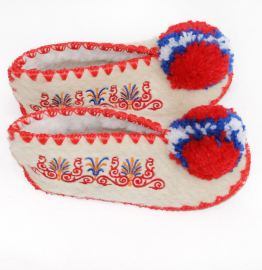 Chaussons naissance Marlène taille 16