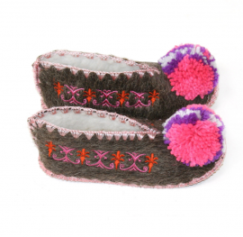 Chaussons enfants Eefje taille 16
