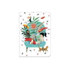 Carnet de stickers Sarah Djeco