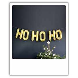 Carte polaroid Ho-ho-ho