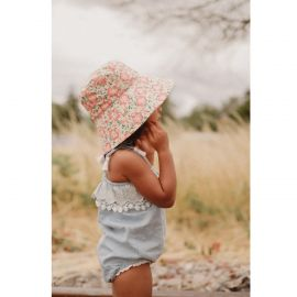 Chapeau de soleil 4-5 ans