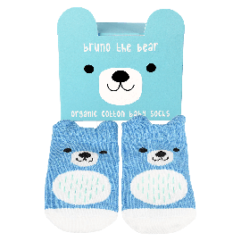 """Chaussettes ours """"Bruno the bear"""""""