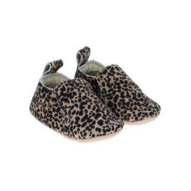 Chaussons imprimé léopard 12-18 mois