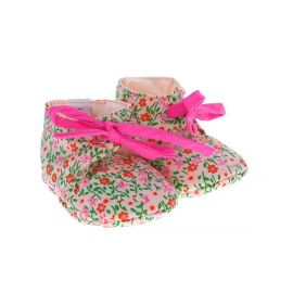 Chaussons flower power
