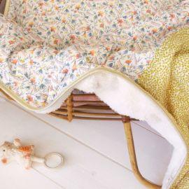 Couverture bébé Albertine
