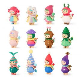 Figurines Pucky Forest