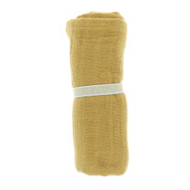 Grand lange moutarde 120 x120 cm