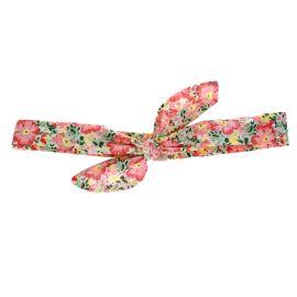 Headband fleuri femme