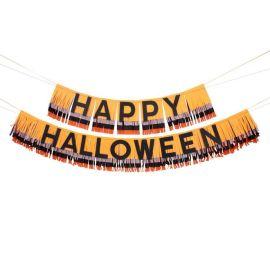 Guirlande halloween franges