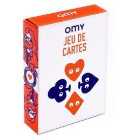 OMY - Jeu de cartes à jouer city