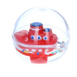 Jouet bulle de bain bateau