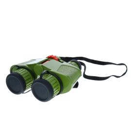 Jumelles binoculaires vertes