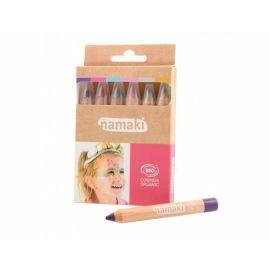 Kit de maquillage 6 crayons