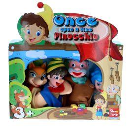Jeu de marionnettes Pinocchio