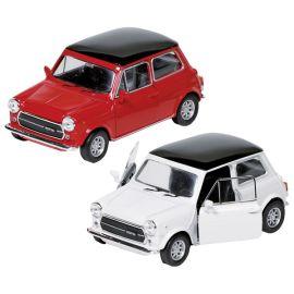 Voiture Mini Cooper 1300 en métal